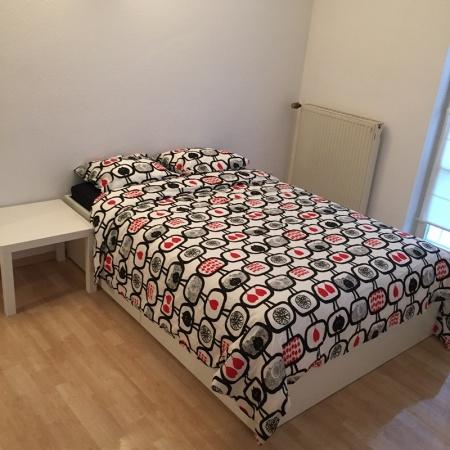 Nice Double Bedroom in Bonnevoie