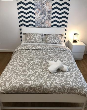 Stylish Bedroom in Limpertsberg