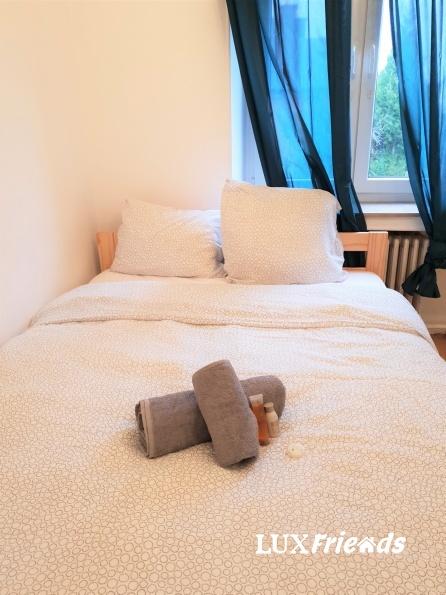 Nice Bedroom in Limpertsberg Area