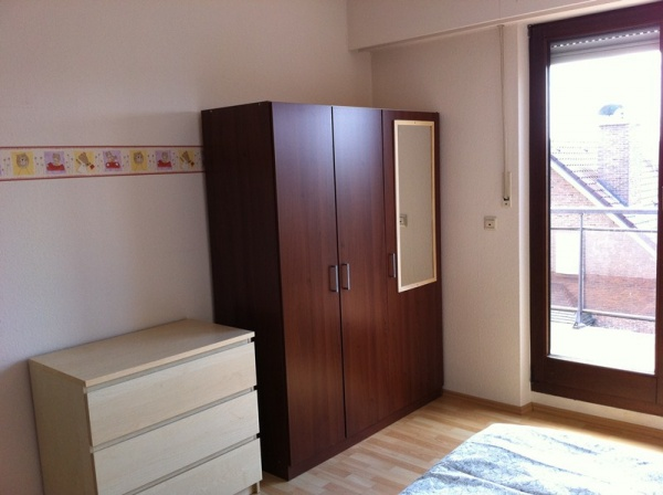 Bedroom in Bonnevoie