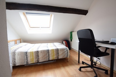 Modern Bedroom in Beggen