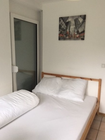 Double room near to the airport
