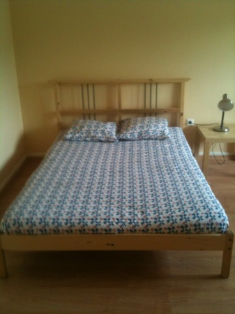 Warm Double Room in Hollerich
