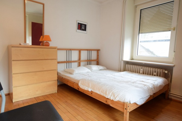 Ideally located room in Weimerkirsh