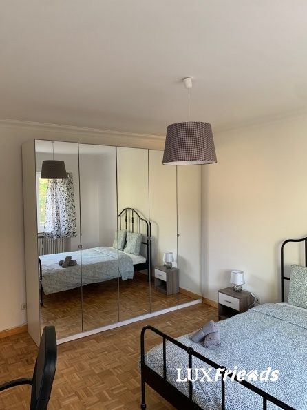 Beautiful Bedroom in Limpertsberg